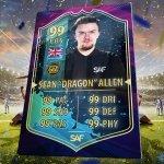 SAF Global Gaming signs Sean Dragon Allen 4